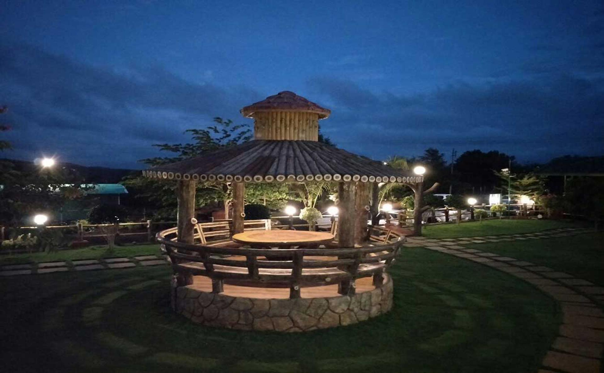 Home Chandoli Resort